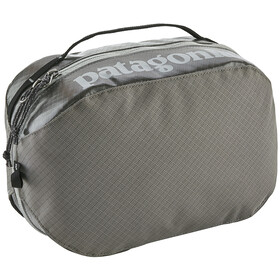 Patagonia Black Hole Cube Toiletry Bag Medium Hex Grey